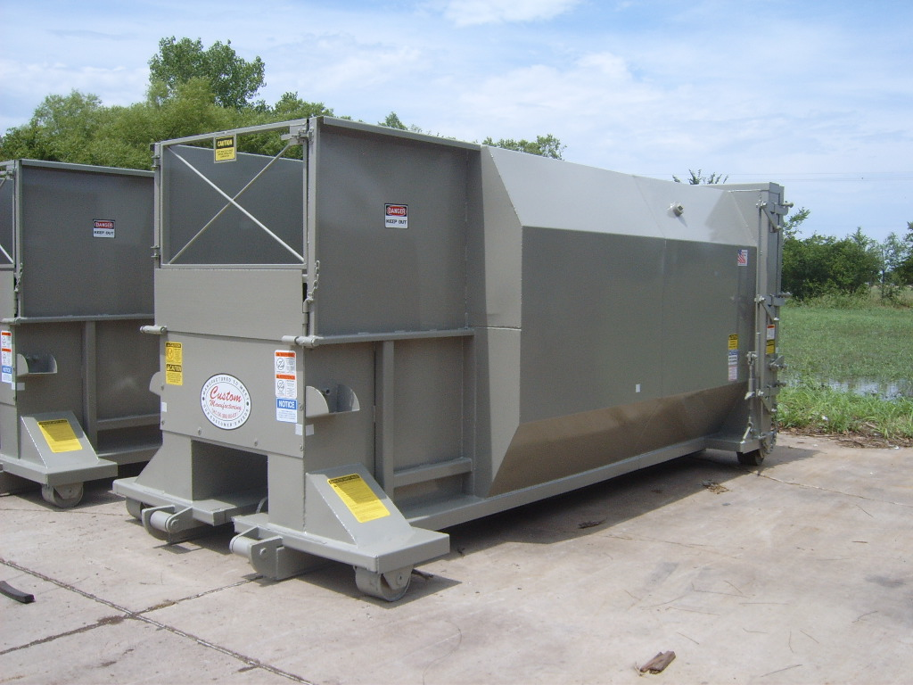 How Does A Commercial Trash Compactor Work How Does A