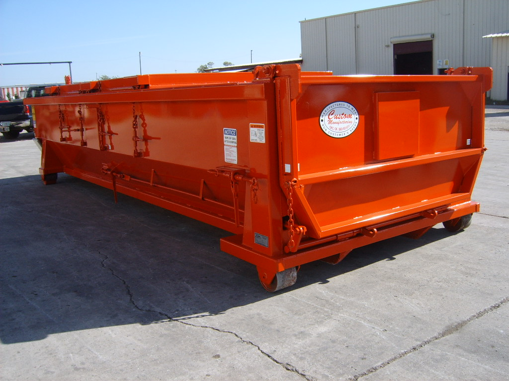 Sludge Containers